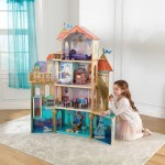 Casuta  Printesei Ariel Regatul de sub apa - Mica Sirena- Ariel Under the Sea Dollhouse Kidkraft