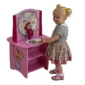 Princess -Colectie mobilier tematic copii (4)