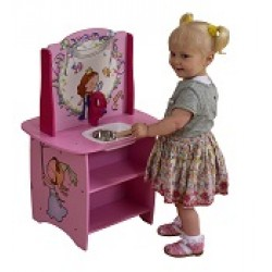 Princess -Colectie mobilier tematic copii