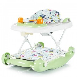 Premergator verde Chipolino Lilly 3 in 1 green