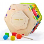 Cub multifunctional hexagon 7 in 1 My Busy Town AcoolToy