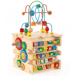 Cub Deluxe Activity Multifunctional 5 in 1