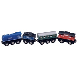 Trenulet transport calatori - Set Maxim 50210 Rail Road